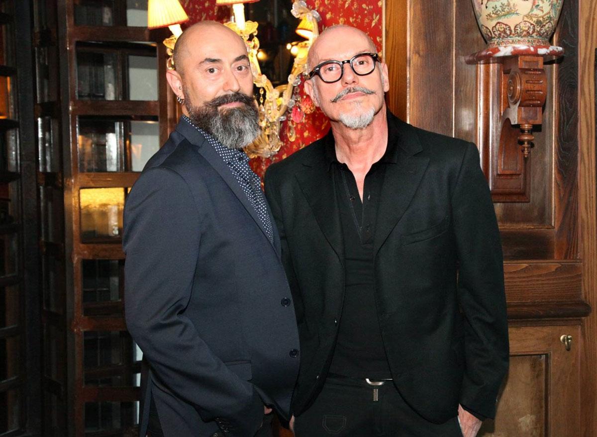 Massimo Cosentino ed Ennio Terlizzi