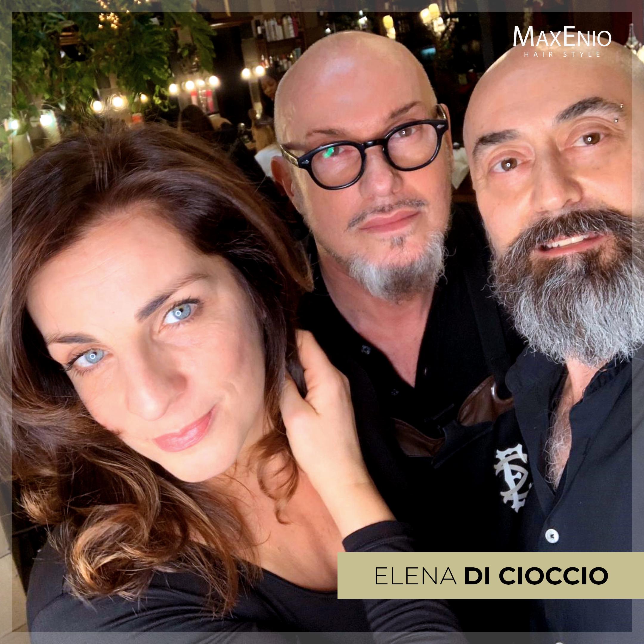 Elena Di Cioccio da MaxEnio!