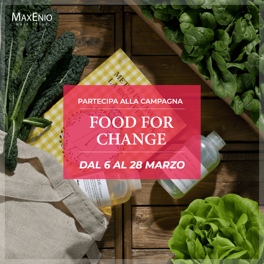 Campagna Food For Change