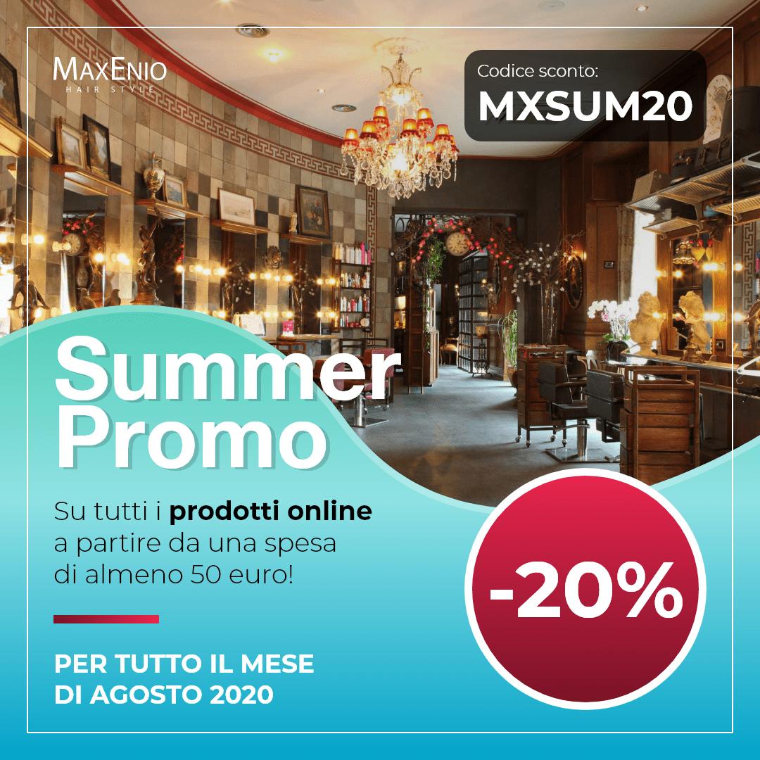 Summer Promo AGOSTO 2020