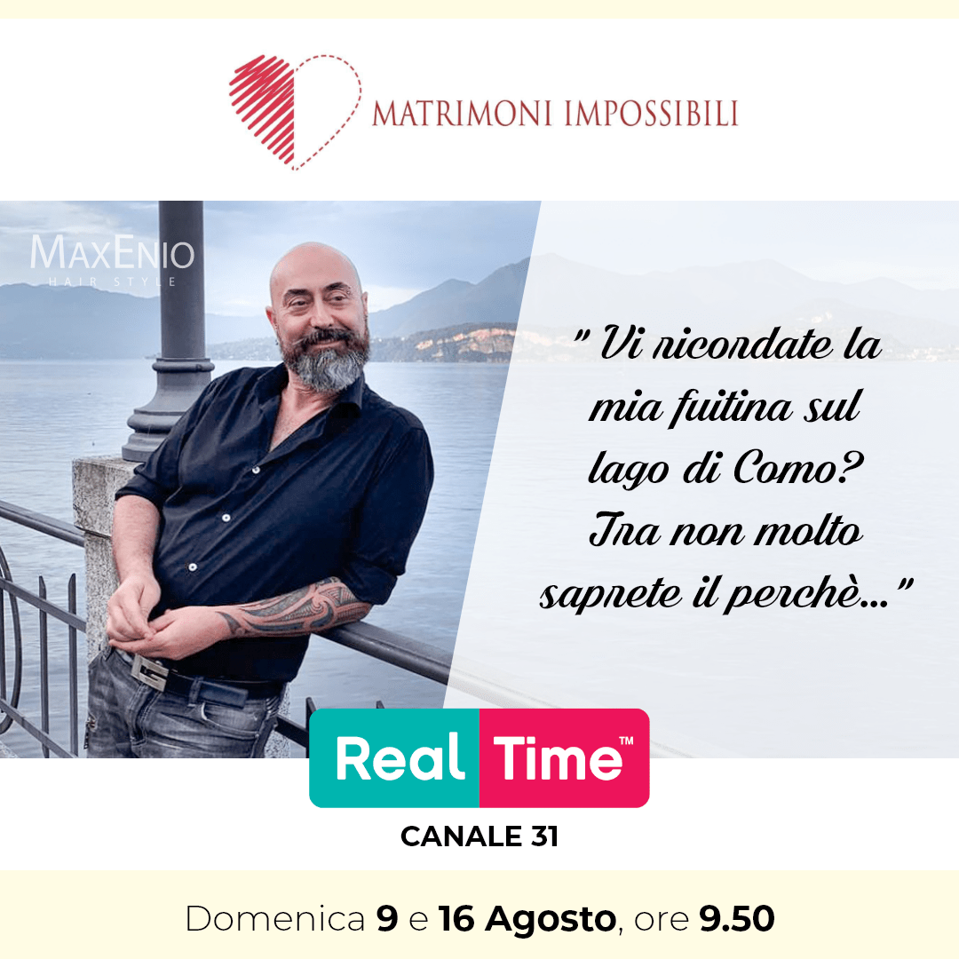 Matrimoni Impossibili su Real Time