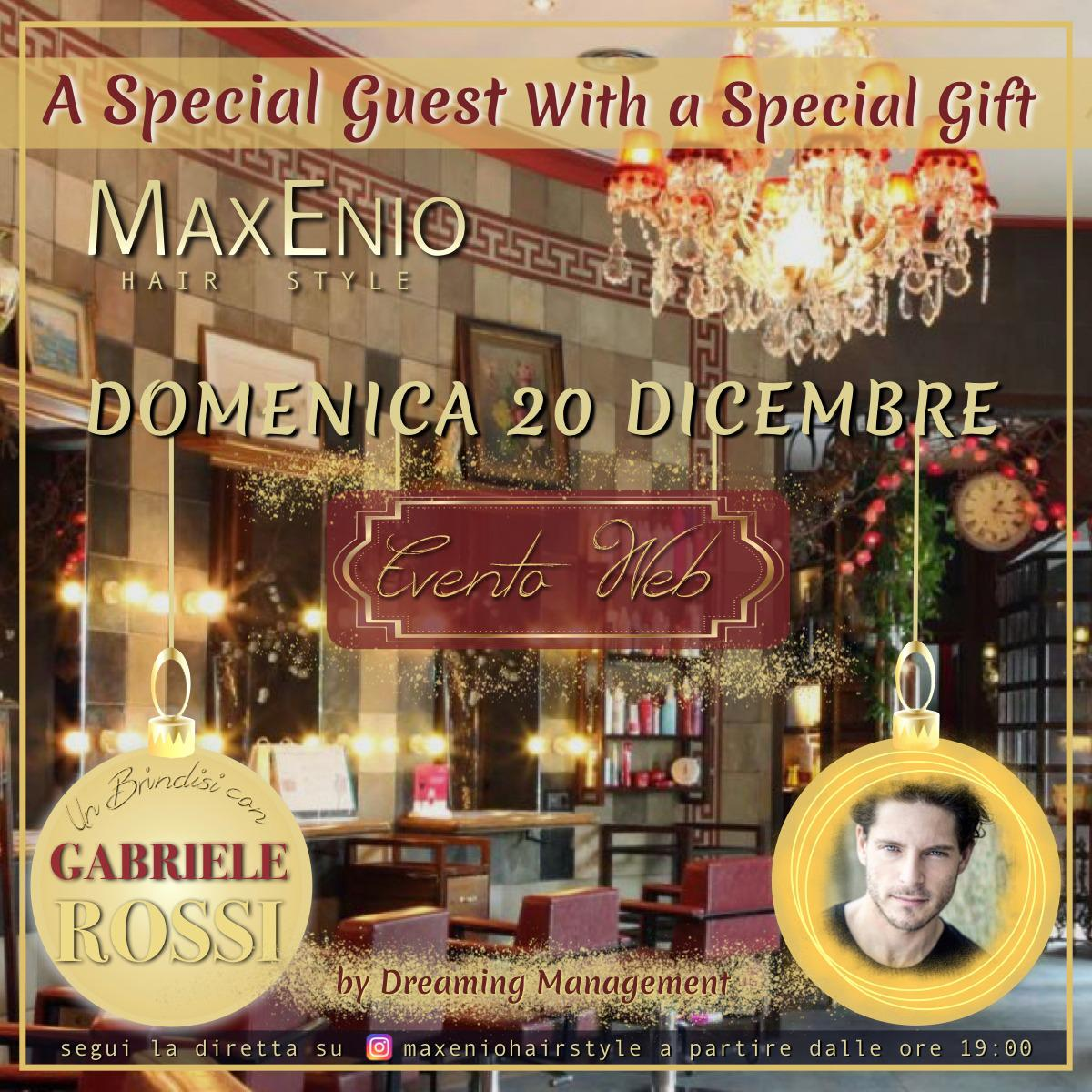 Evento Web, domenica 20 dicembre